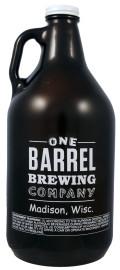 One Barrel Proletariat Farmhouse Ale