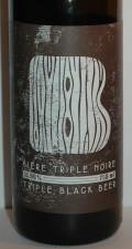 Brasseurs Illimités B - Bière Triple Noire