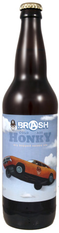 Brash Cold Ass Honky Saison