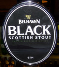 Belhaven Black Scottish Stout (Cask)