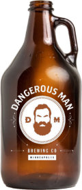 Dangerous Man Coconut Milk Stout