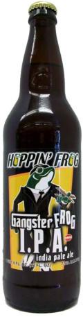 Hoppin' Frog Gangster Frog IPA