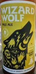 Bellwoods Wizard Wolf Session Ale