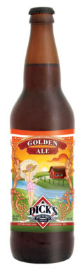 Dick's Golden Ale