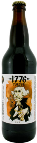 Cosmic Ales 1776 Robust American Porter