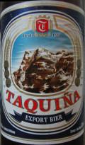 Cerveza Taquiña