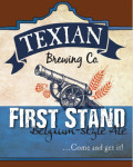 Texian First Stand