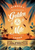 Fork & Brewer Golden Mile