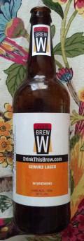 Drink This Brew Gewurz Lager