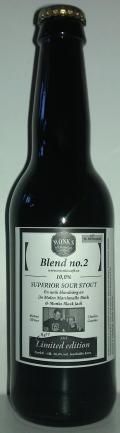 Monks Café Blend no.2 Superior Sour Stout