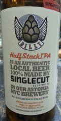 Singlecut Billy Half-Stack IPA