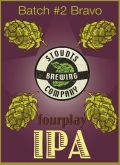 Stoudts Four Play IPA Batch #2