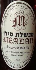 Meadan Buckwheat Malt Ale