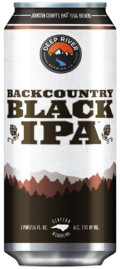 Deep River Backcountry Black IPA
