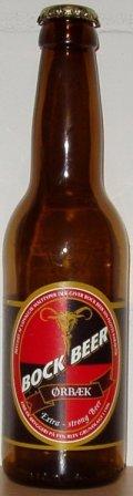 Ørbæk Bock Beer