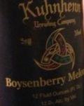 Kuhnhenn Boysenberry Melomel