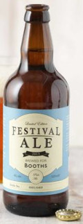 Booths Festival Ale