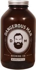 Dangerous Man Toasted Hemp Brown Ale