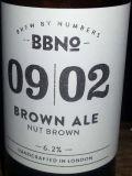 Brew By Numbers 09/02 Brown Ale - Nut Brown