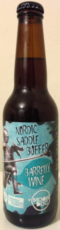 Moon Dog / Kissmeyer Nordic Saddle Buffer Barrelly Wine