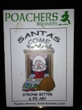 Poachers Santas Come