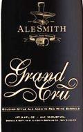 AleSmith Grand Cru - Barrel Aged