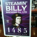 Steamin' Billy 1485