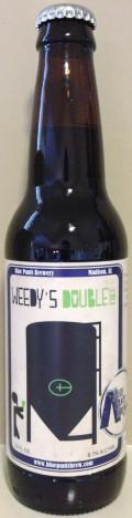 Blue Pants Weedy's Double IPA
