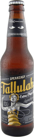 Speakeasy Tallulah XPA (Extra Pale Ale)