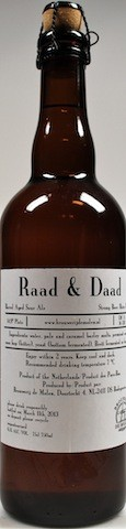 De Molen Raad & Daad (bottle)