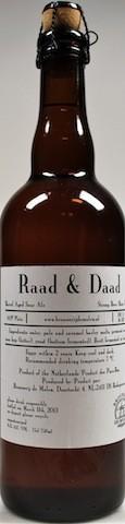 De Molen Raad & Daad (bottle)