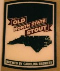 Carolina Brewery Old North State Stout