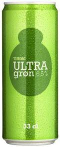 Tuborg Ultra Grøn