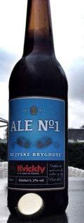 De Jyske Bryghuse Ale No. 1