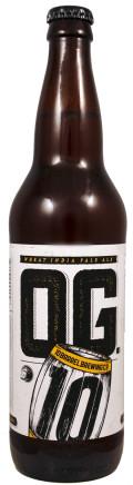 10 Barrel OG Wheat India Pale Ale