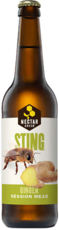 Nectar Creek Sting Ginger Session Mead