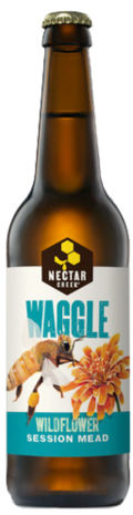 Nectar Creek Waggle Wildflower Session Mead