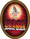 Maumee Bay Blood Orange Imperial Witbier