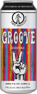 Tree Groove Session Ale