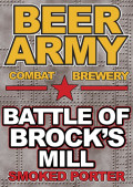 Beer Army Battle of Brock's Mill