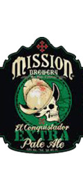 Mission El Conquistador Extra Pale Ale