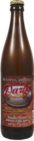Montana CiderWorks Darby Pub Cider
