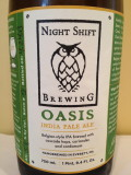Night Shift Oasis IPA