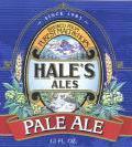 Hale's Pale (American) Ale