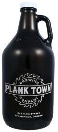 Plank Town Bart's Best Bitter