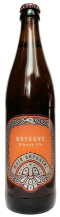 Ægir Bryggve Blonde Ale