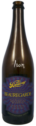 The Bruery Beauregarde (2013)