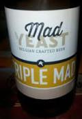 Mad Yeast Triple Mad