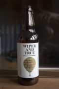 Wiper and True Amber Ale In The Pines