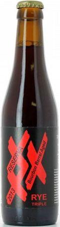 Struise XXX Rogge Tripel / Rye Triple Reserva (Bourbon Barrel Aged)